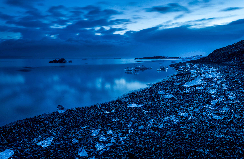 Jökulsárlón panorama, #Iceland