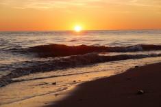 Sunset in Prince Edward Island