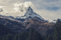 Matterhorn. Peak mountain. What else?