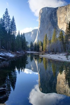Yosemite National Park. Always beautiful.