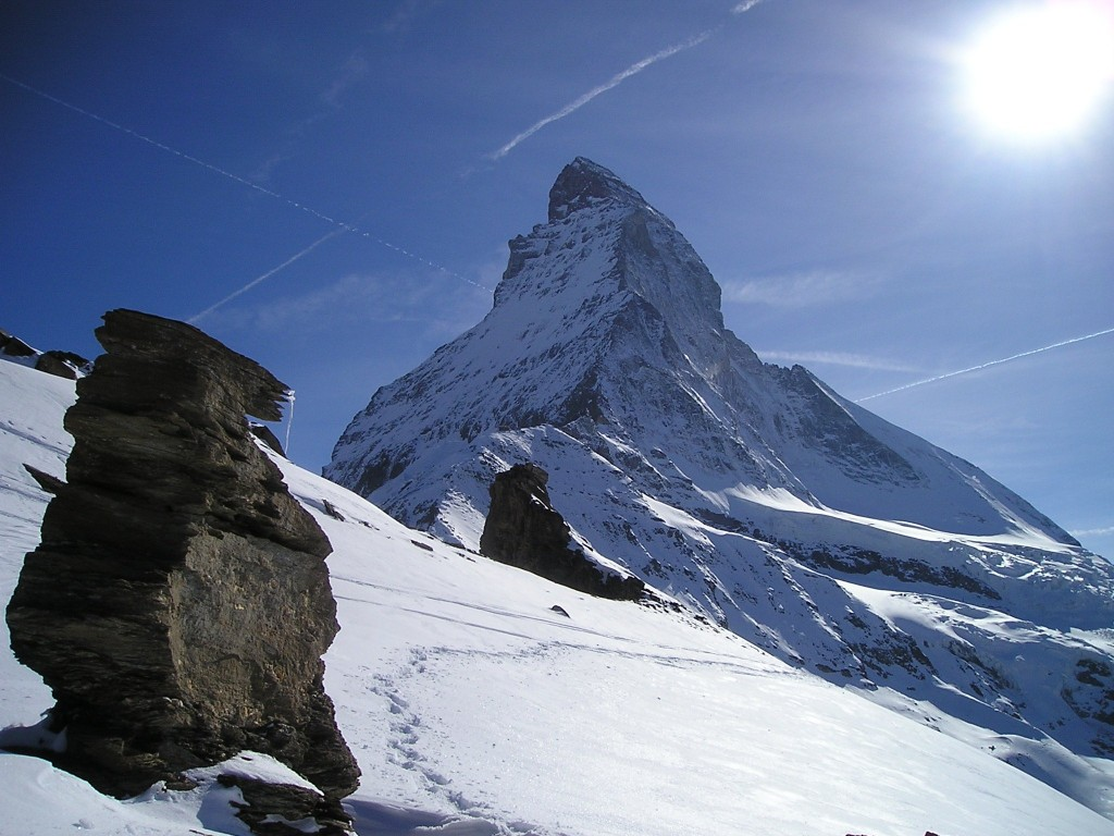 Matterhorn, Italy – Switzerland border