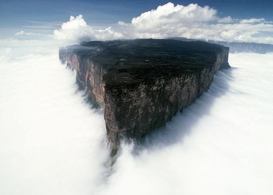 Mount Roraima, Venezuela, Brazil, Guyana