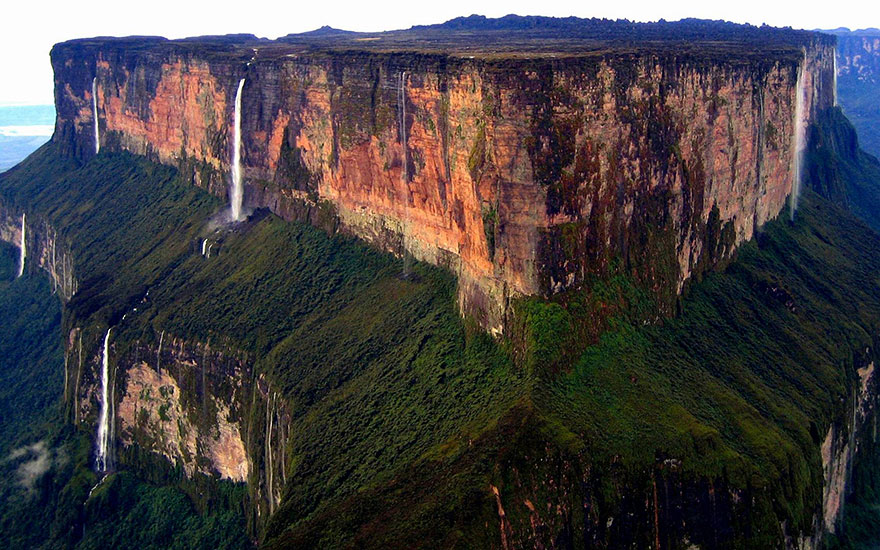 Mount Roraima, Venezuela