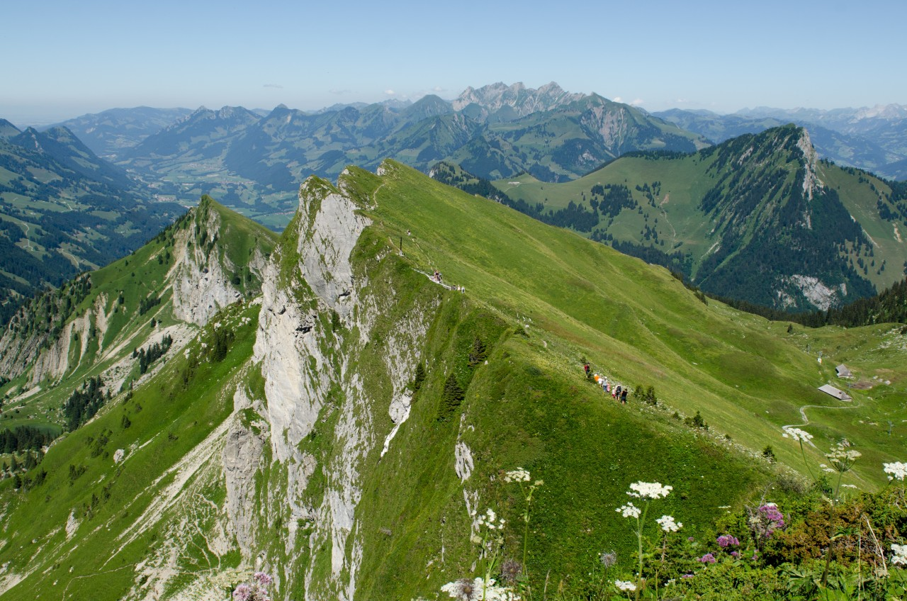 Rochers de Naye, Veytaux, Switzerland