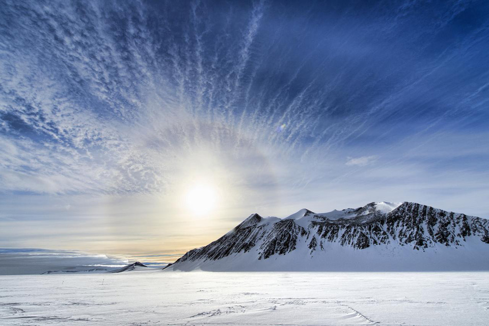 Sunrise At Antarctica Photo | One Big Photo