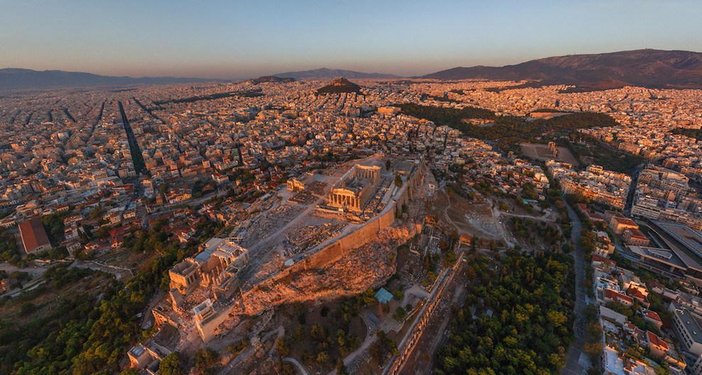 Athens, Acropolis, Greece