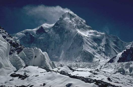 K2 mountain, Pakistan