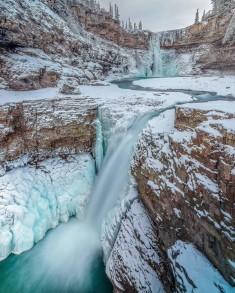 Crescent Falls, Alberta, Canada