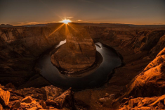Horseshoe Bend, AZ, USA