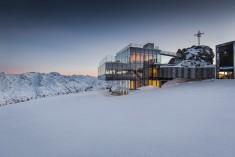 ice Q Restaurant, Sölden, Austria – Most Beautiful Spots