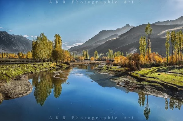 Magical Morning, Ghizar Valley, Gilgit-Baltistan, Pakistan.