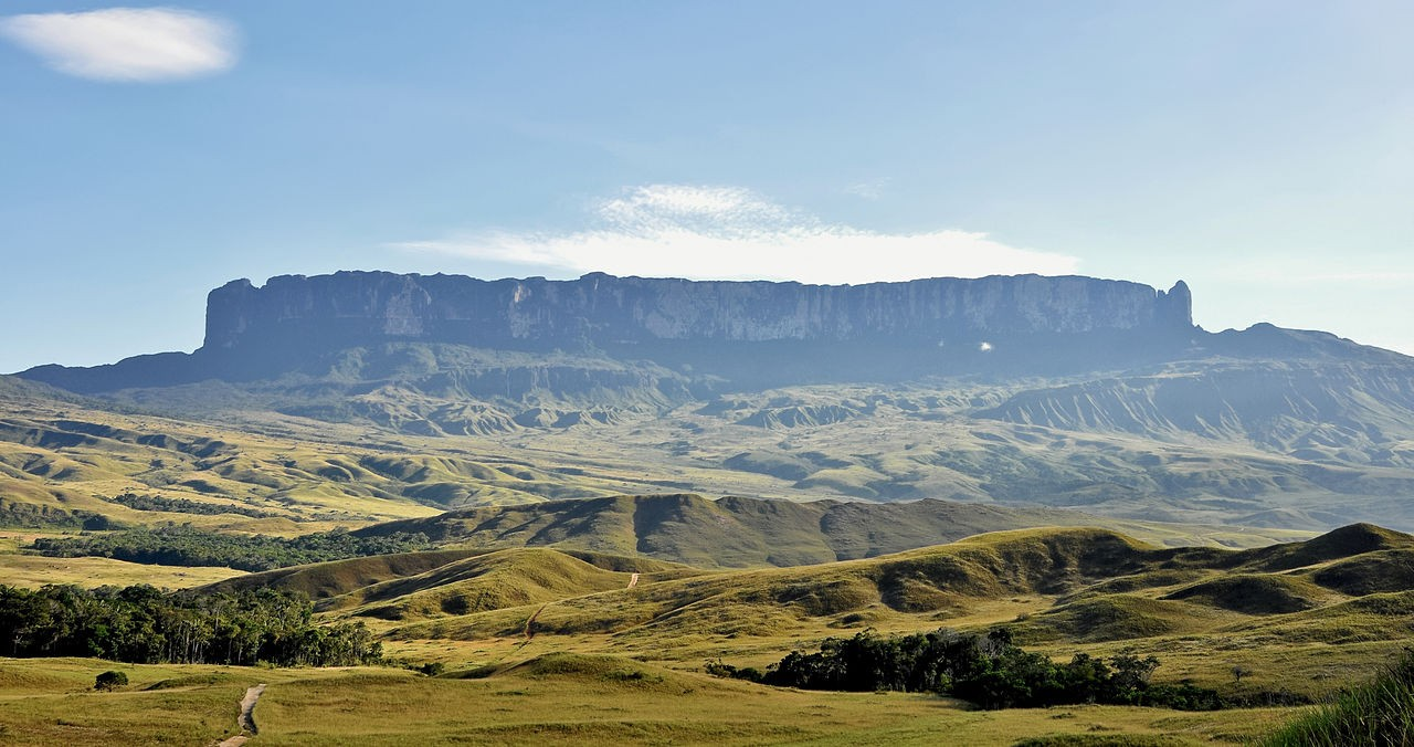 Mount Roraima, Venezuela – Most Beautiful Spots