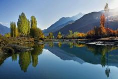 Phandar Valley, Gilgit-Baltistan, Pakistan.