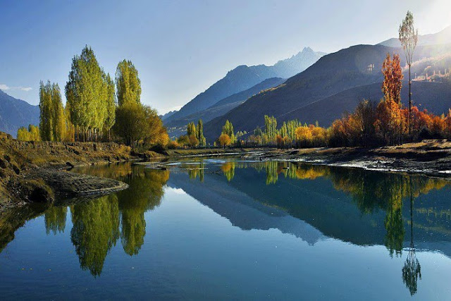 Phandar Valley, Gilgit-Baltistan, Pakistan.