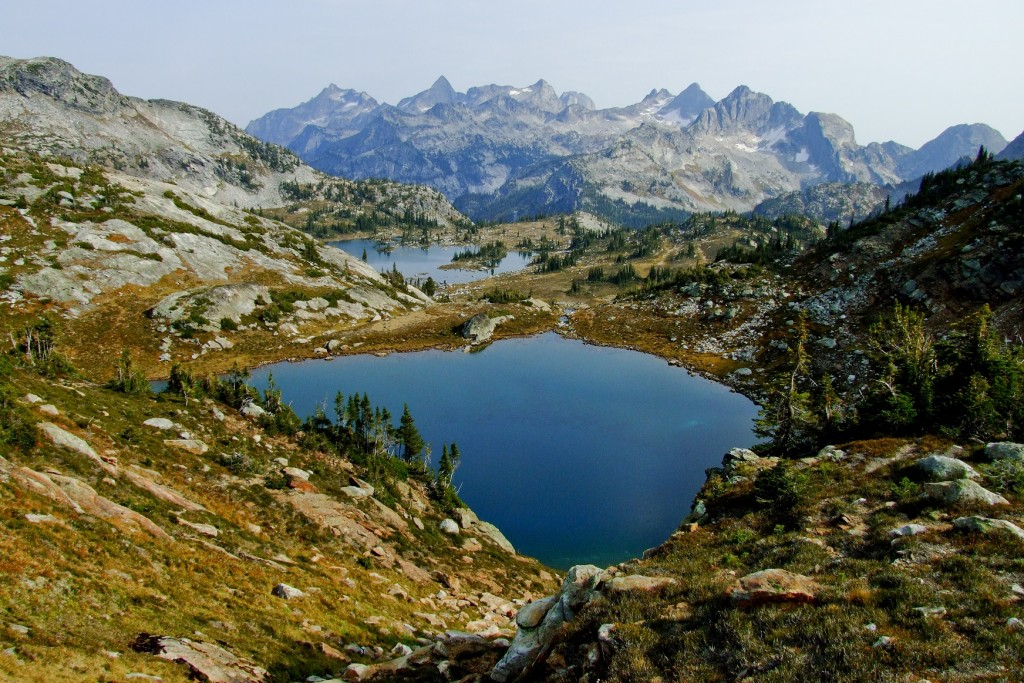 Gwillim Lakes, BC, Canada