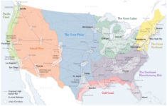 USA : the map redesigned by high speed trains?