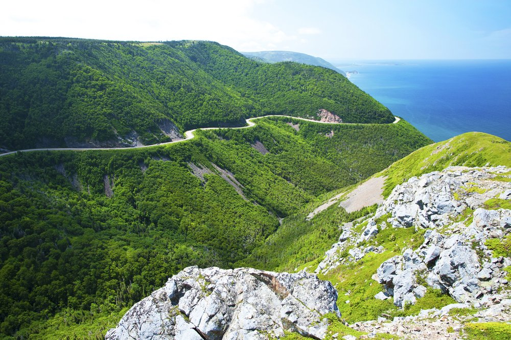 Cape Breton Highlands National Park, Canada