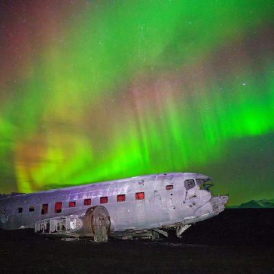 Sólheimasandur Plane Crash, Iceland