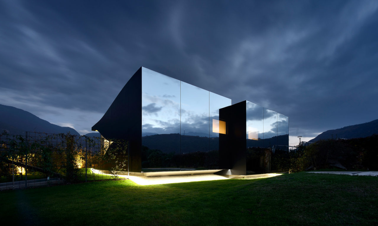 Mirror Houses, Italy – Most Beautiful Spots
