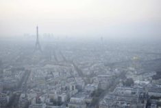La pollution affecte 80 % des citadins du monde • PopulationData.net