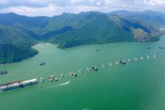 Pearl River Delta megalopolis: 65,7 millions unhabitants! • PopulationData.net
