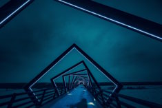 High Trestle Trail Bridge, Madrid, Iowa