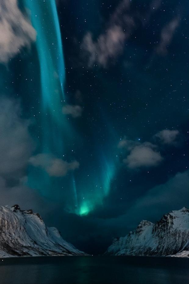 Aurora in Alaska