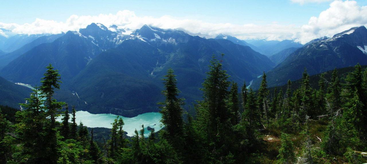 Sourdough Mountains, Washington