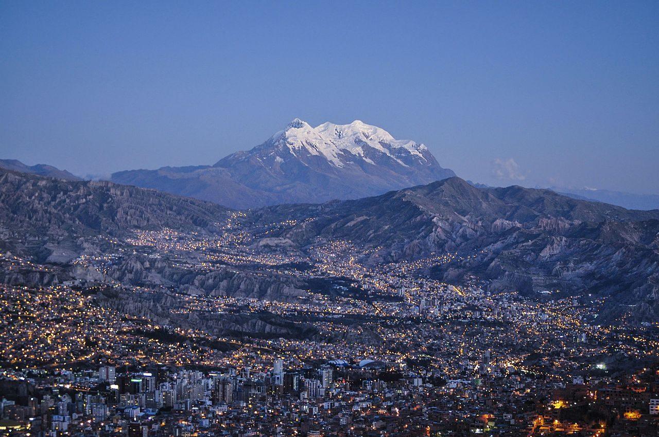 Bolivie – La Paz mise sur le téléphérique • PopulationData.net