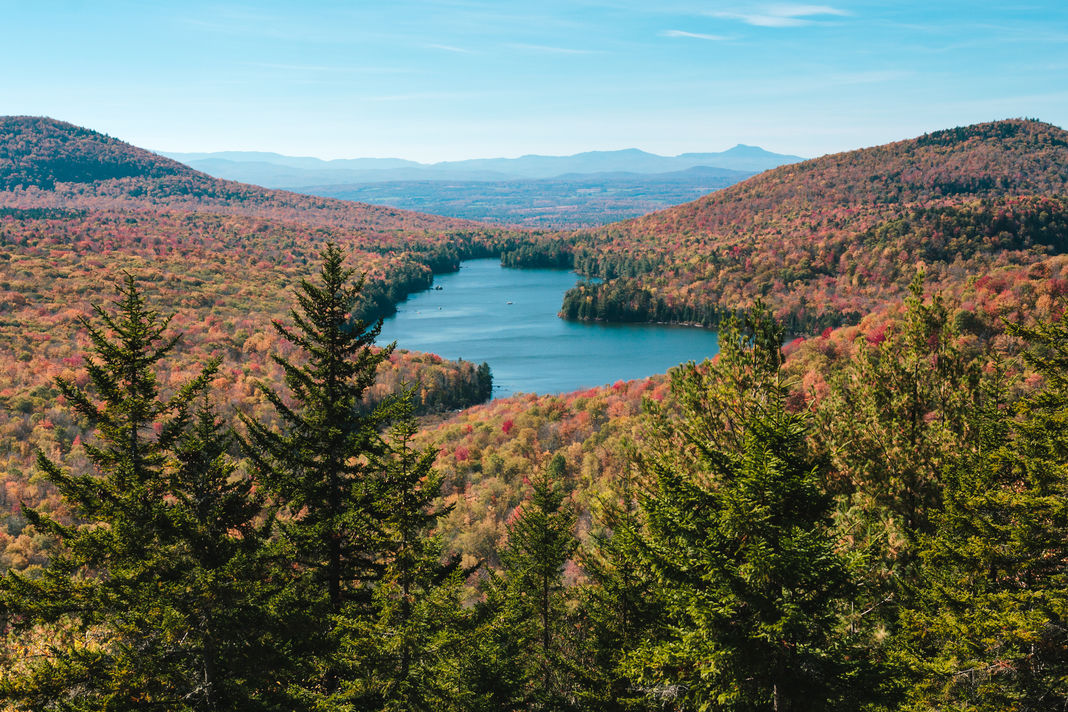 Groton state forest, Vermont