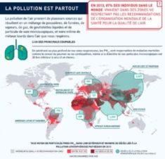 Un décès sur dix lié à la pollution atmosphérique • PopulationData.net