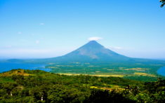 Concepción volcano, Nicaragua.
