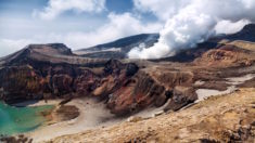 Volcano, Russia