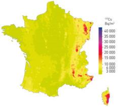 Exposition de la population française à la radioactivité • PopulationData.net