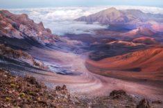 Haleakalā volcano, Maui