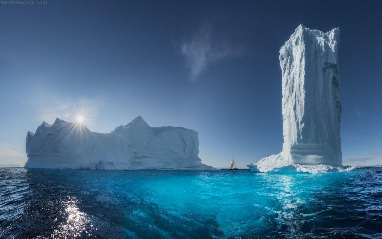 Amazing iceberg, Greenland