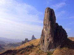 Mount Rhumsiki, Cameroon.