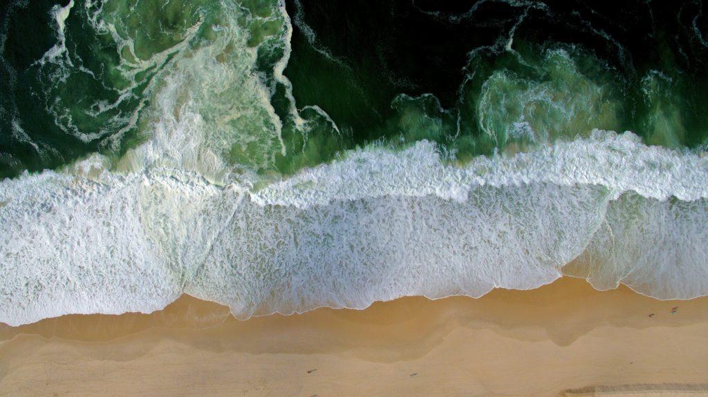 Rio de Janeiro beach, by Martin Ezequiel Sanchez