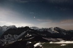 Emmeten, Switzerland mountains