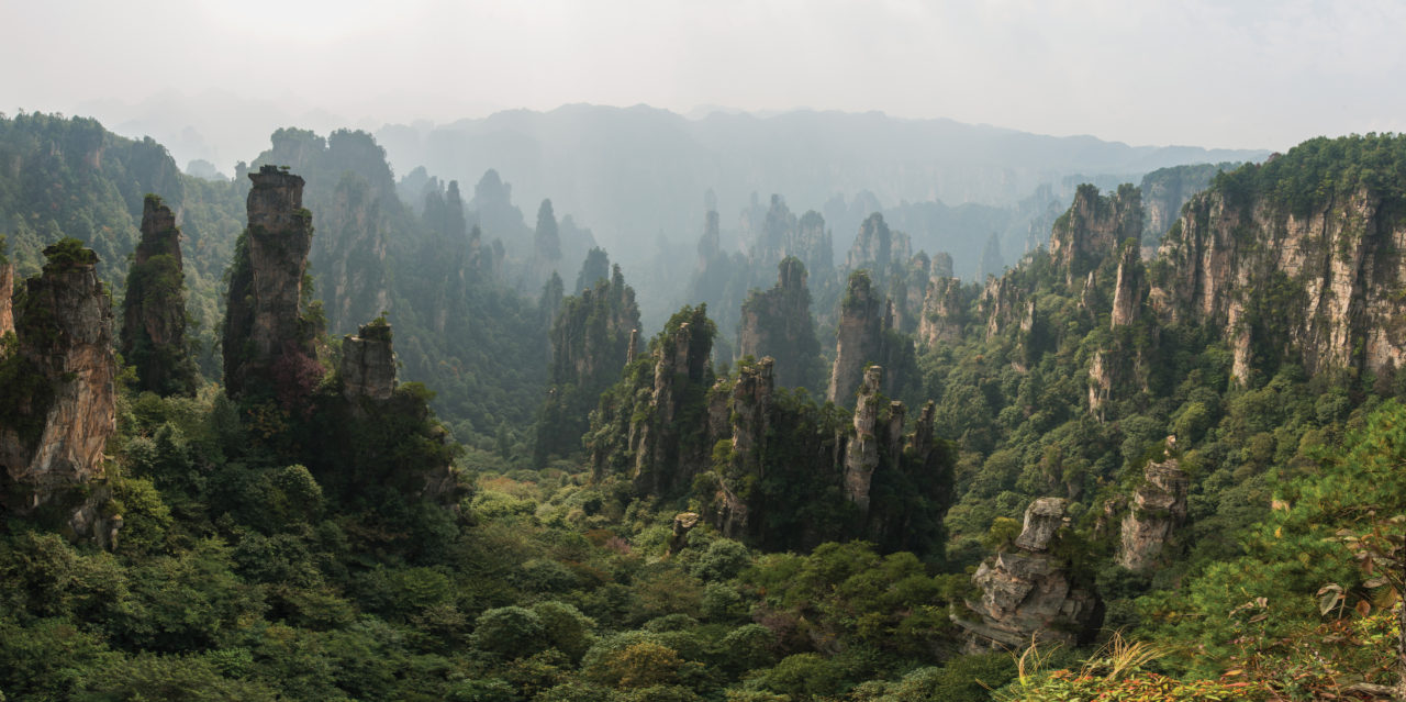 Zhangjiajie National Forest Park, China – Most Beautiful Spots
