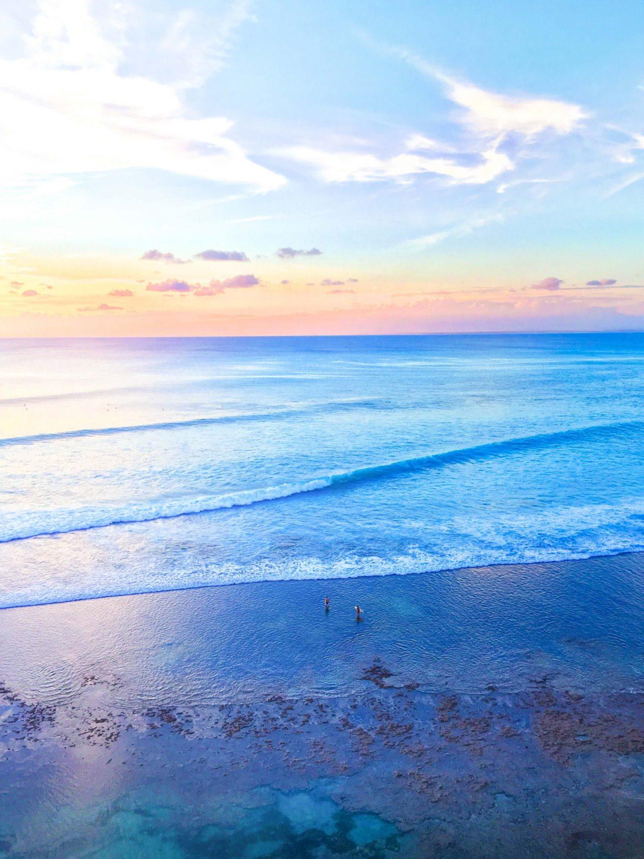 Pandawa beach, Bali, Indonesia. Photo: Bobby Bense.