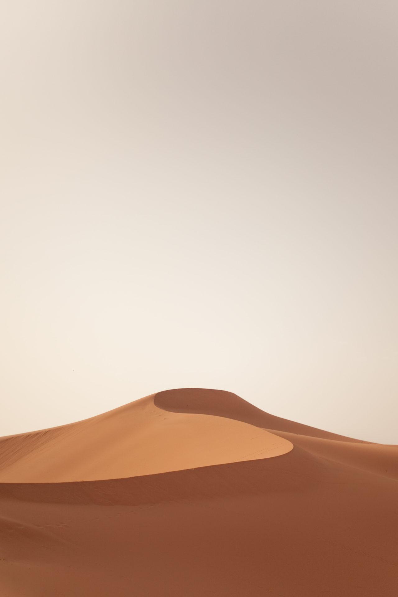 Sahara dune, by Tiago Ribeiro