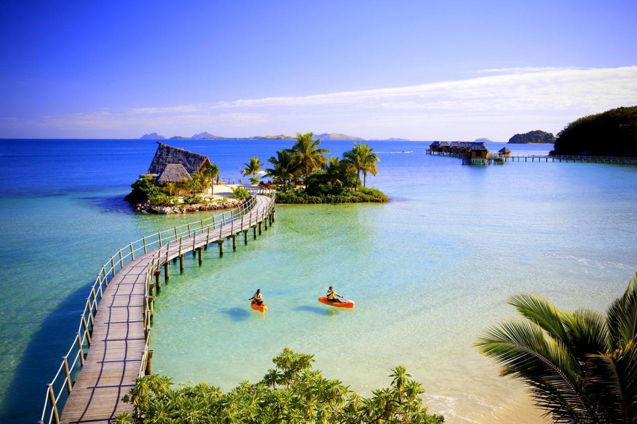 Un paradis touristique, mais pas pour tous • PopulationData.net
