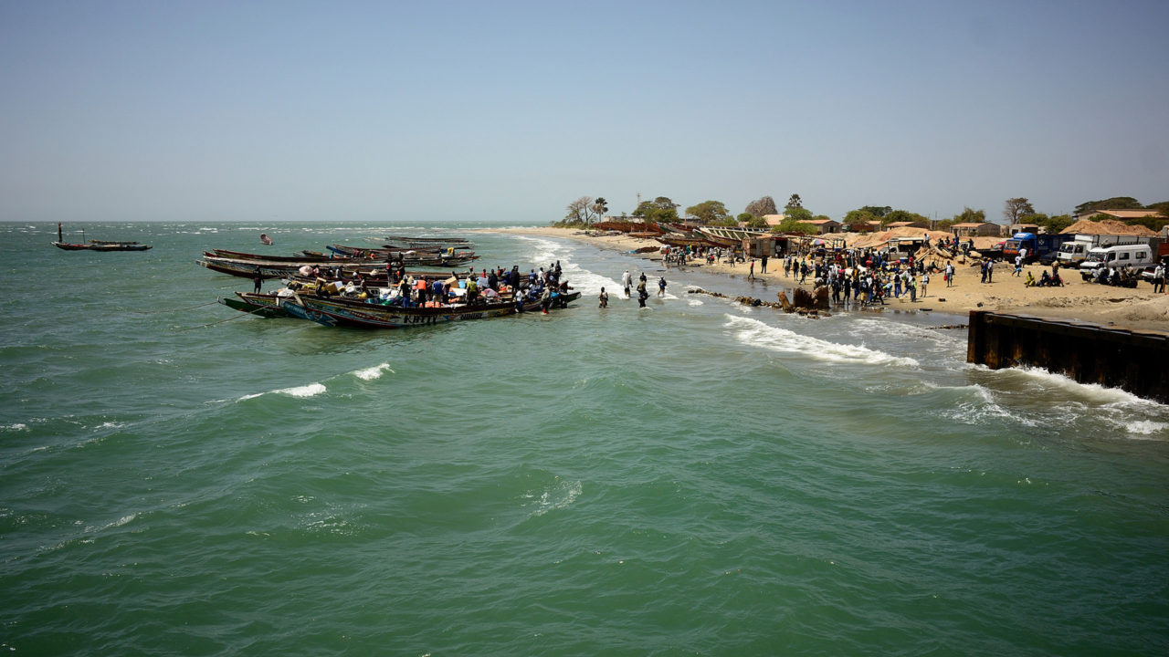 Gambie : le « président » Jammeh osera-t-il un nouveau coup d'État ? • PopulationData.net