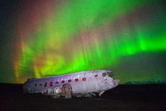 Solheimasandur Plane Wreck, Iceland. Photo: Matthew Karsten