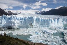 Perito Moreno Glacier, in Los Glaciares National Park, Patagonia, Argentina
