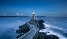 Phare du Petit Minou, Plouzané, Brittany, France. Photo: William Bout