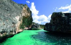 Dominican Republic seashore