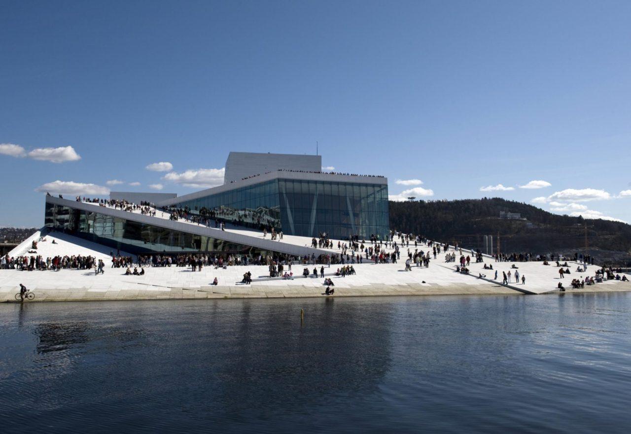 Oslo Opera House, Norway – Most Beautiful Spots