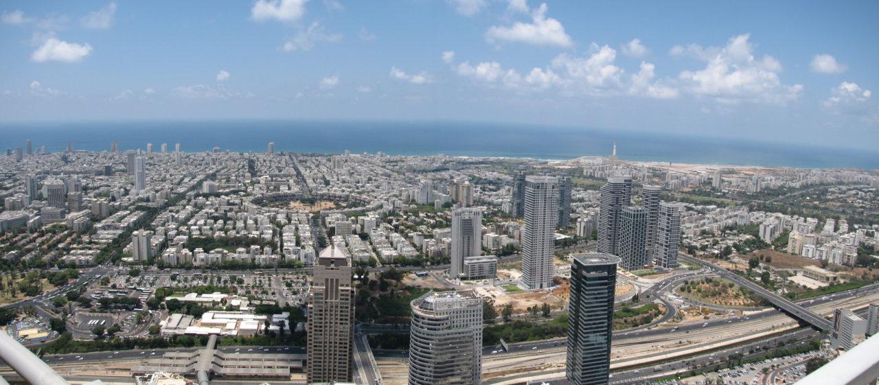 Israël : très forte croissance démographique • PopulationData.net